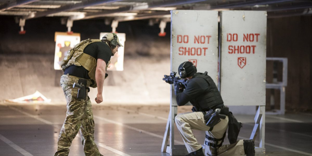 carbine course