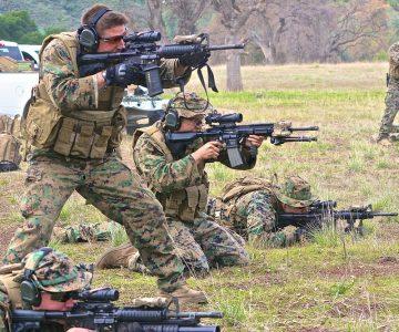 Rifleman squad course