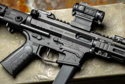 Rainier Arms 9MM PCC