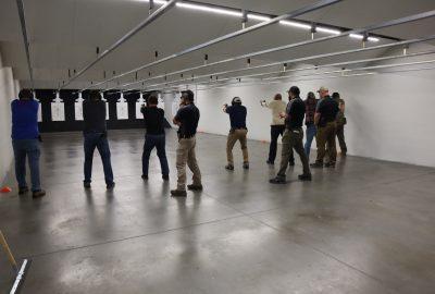 Training - Defensive Handgun1