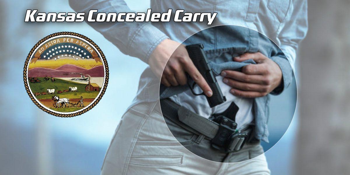 Kansas Concealed Carry (Kansas CCHL)