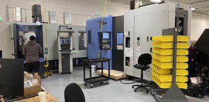 Rainier Arms Precision Machine Shop – Firearms Manufacturing